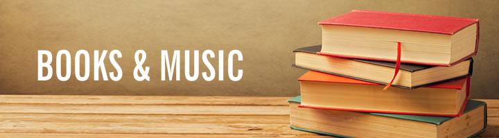 Books & Music