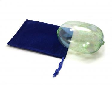 Beames Designs Break the Glass, Emerald Green