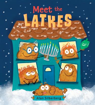 Meet the Latkes Hardcover Book