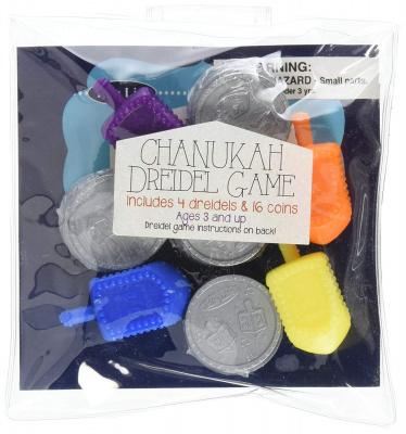 Chanukah Dreidel Game