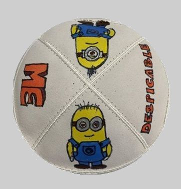 Despicable Me Hand Painted Yarmulke