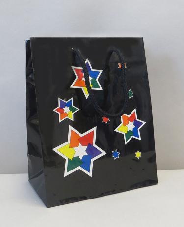 Jewish Star Gift Bag 9