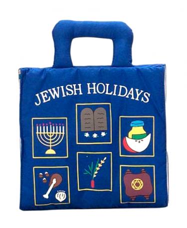 Jewish Holidays Book Soft Baby Book