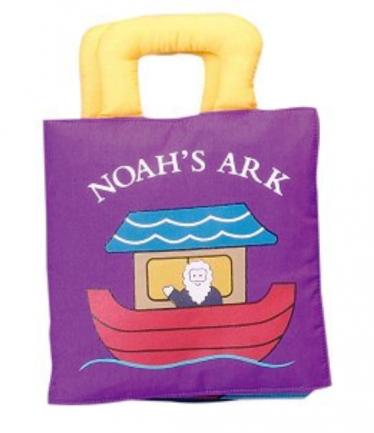 Noah's Ark Soft Baby Book