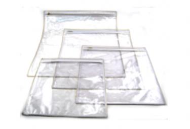 Plastic Tallit Bag with Zipper