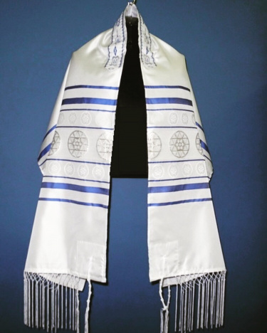 Star Royal Tallit Set