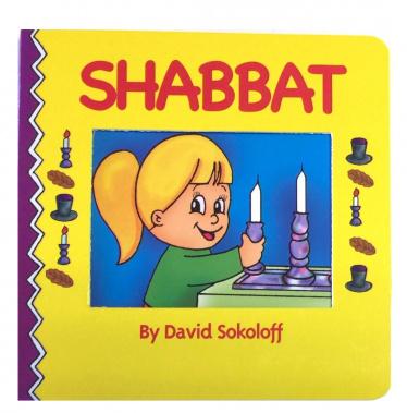 Shabbat Board Book