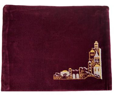 Jeruslem Talilt Bag Maroon
