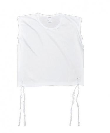 Youth T-Shirt Perf-Tzit (Neat-Tzit/Undershirt Tzitzit)