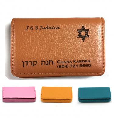 Custom Business Cardholder