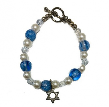Callas in Blue Crystal Bracelet