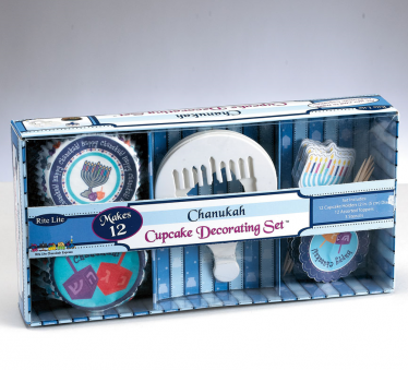 Chanukah Cupcake Set