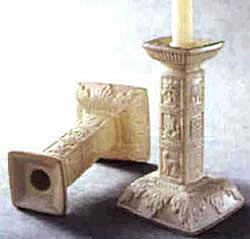 Lenox Bone China Candle Sticks