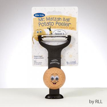 Mr Matzah Ball Potato Peeler