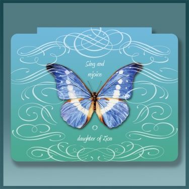 iPad Smart Cover-Butterfly