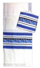 Jerusalem_tallit_blue_Zion