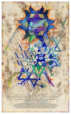 Written_in_the_stars_ketubah_SHOHAM