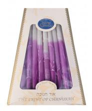 premium_plum_chanukah_candles_safed