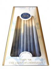 safed_candles_chanukah_bluewhite