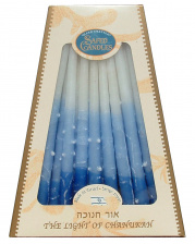 safed_candles_chanukkah_premium_bluewhite