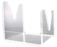 shofar_stand_small_clear_acrylic